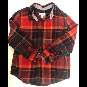 Lumber Jack  plaid shirt